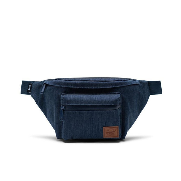 Seventeen Herschel Indigo Denim Crosshatch