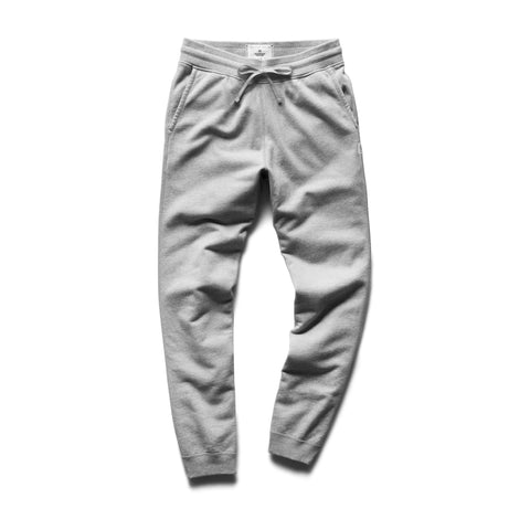 Lightweight Slim Fit Sweatpant Men Reigning Champ Heather Grey