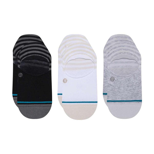 Stance Sensible Invisible 3 Pack Women Multi