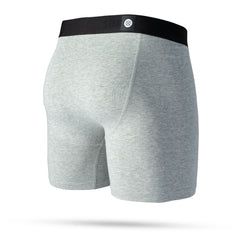 Stance Standard 6 inch Wholester Men Underwear Heather Grey