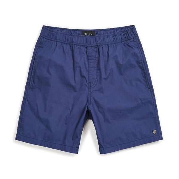 Steady Elastic WB Short Men Brixton Patriot Blue