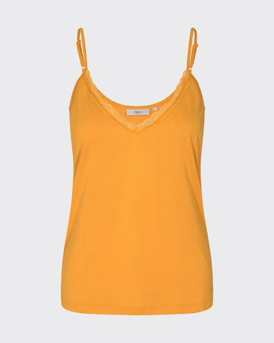 Sussie Tank Women Minimum Sunflower