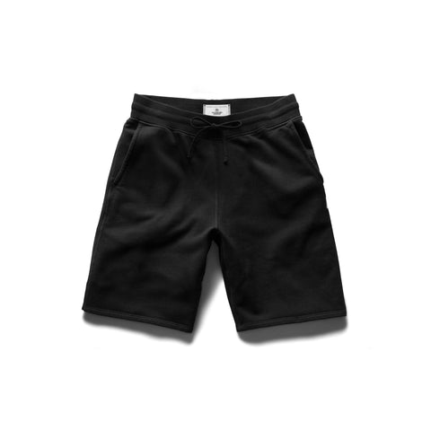 Reigning Champ Lightweight Terry Sweatshort Men Black