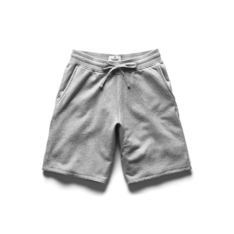 Reigning Champ Lightweight Terry Sweatshort Men H. Grey