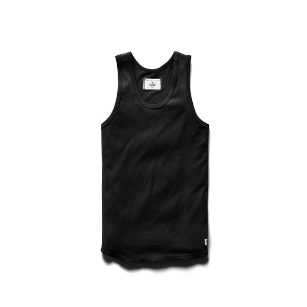 Ringspun Tank Top Men Reigning Champ Black