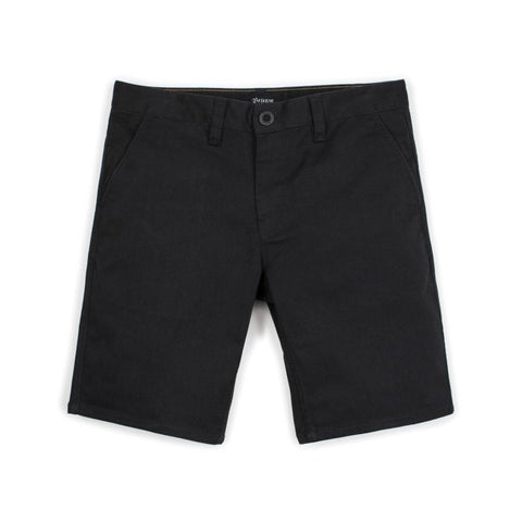 Brixton Toil II Hemmed Short Men Black