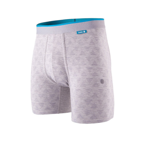 Tri Print Wholester Stance Underwear Grey Heather