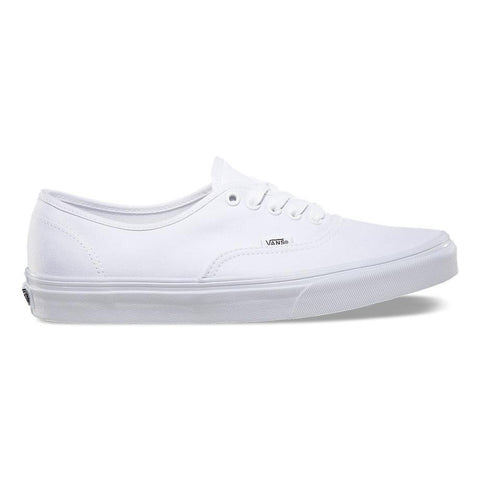 Authentic Unisex Vans True White