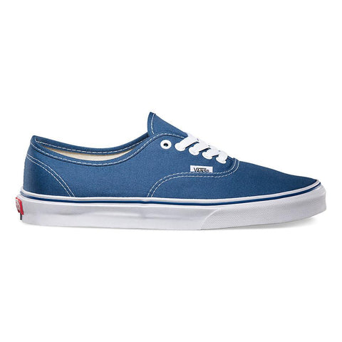 Authentic Unisex Vans Navy