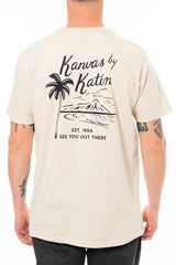 Vintage Beachside Tee Katin Mn Wool