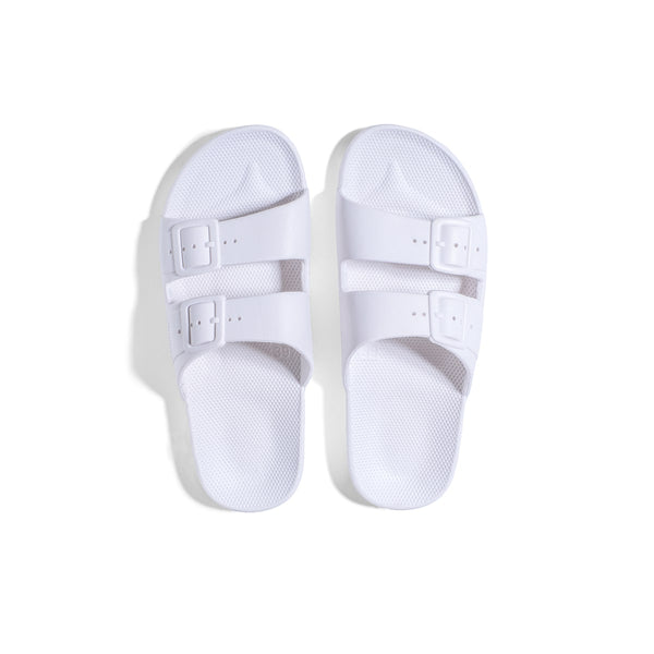 Freedom Moses Slides Women White