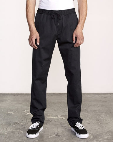 Weekend Elastic Pant RVCA Men RVCA Black