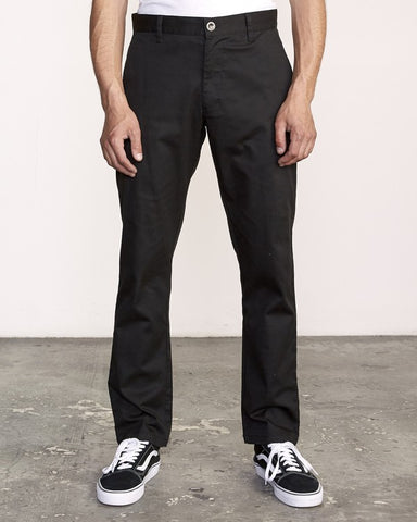 Weekend Stretch Pant Men RVCA Black