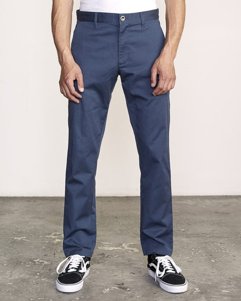 RVCA Weekend Stretch Pant Men Midnight