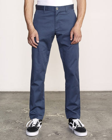 Weekend Stretch Pant Men RVCA Midnight