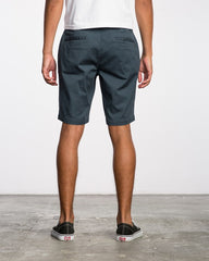 Weekend Stretch Short Men RVCA Midnight