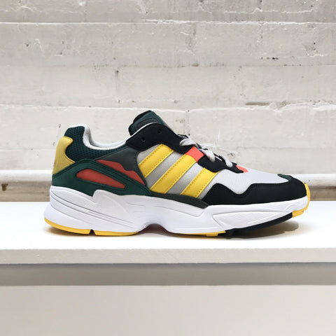 Yung-96 adidas Mn DB2605 White/Yellow/Green