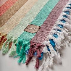 Zepplin Beach Blanket Slowtide Teal