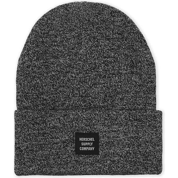 Abbott Beanie Herschel Heather Black