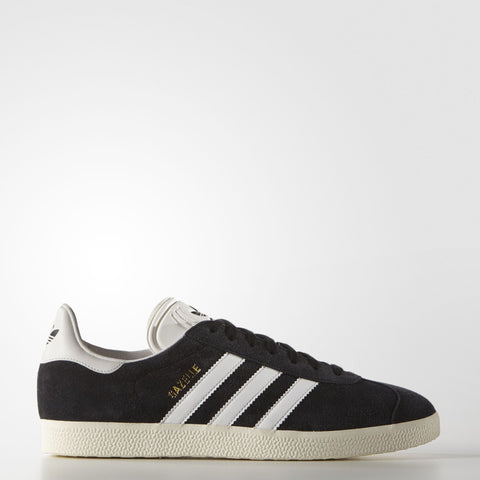 Gazelle adidas BB5491 Men Black/White/Gold