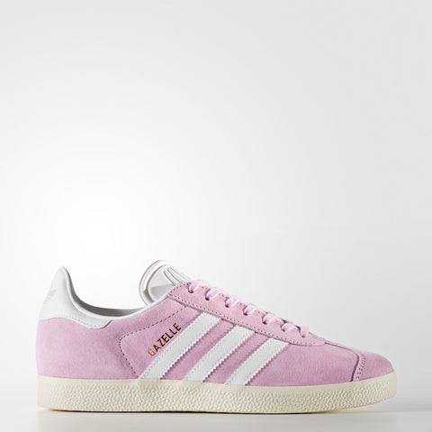 Gazelle adidas Wm BY9352 Cloud Pink/White/Gold