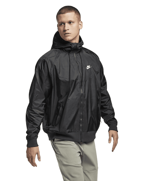 Nike NSW Windrunner Jacket Men Black