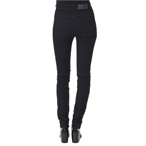 Cheap Monday Second Skin Women Very Stretch Black