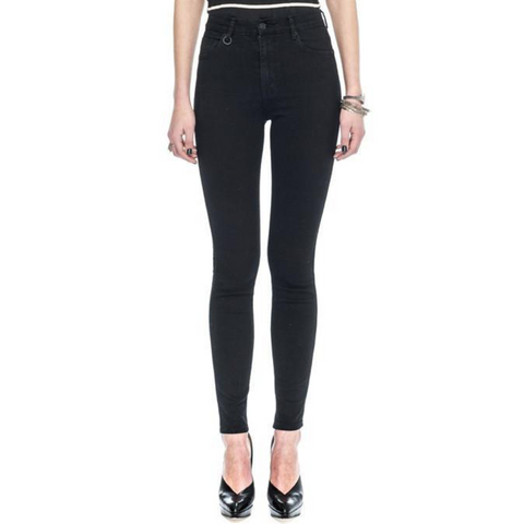 Marilyn Skinny Neuw Black Raw