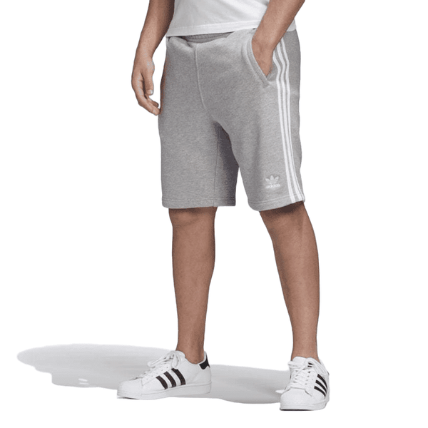 3 Stripe Short Men adidas DH5803 Grey