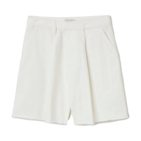 Brixton Victory Trouser Short Women White