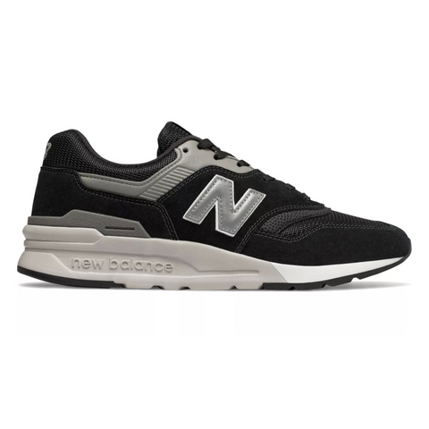 997 HCC Men New Balance Black/Grey
