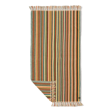 Slowtide Vinyl Beach Towel Multi