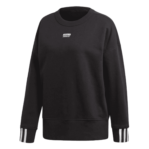 Vocal Sweat Crew Women adidas ED5845 Black