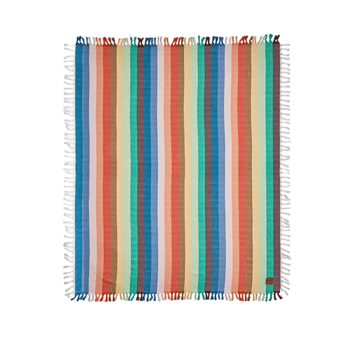 Slowtide Zepplin Beach Blanket Teal