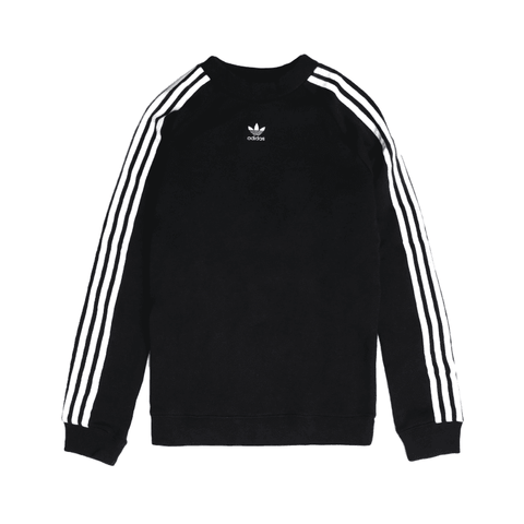 Trefoil Crew Sweat Women adidas DH3127 Black White