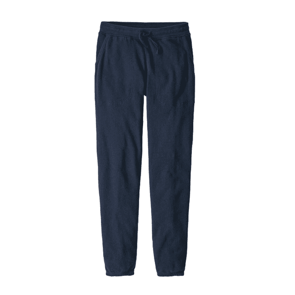 French Terry Pants Patagonia Wm New Navy