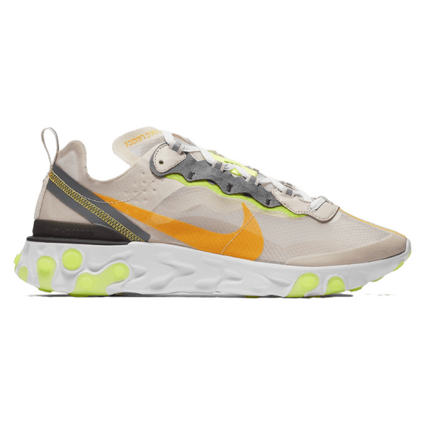 Nike React Element 87 Men Orewood Laser Orange