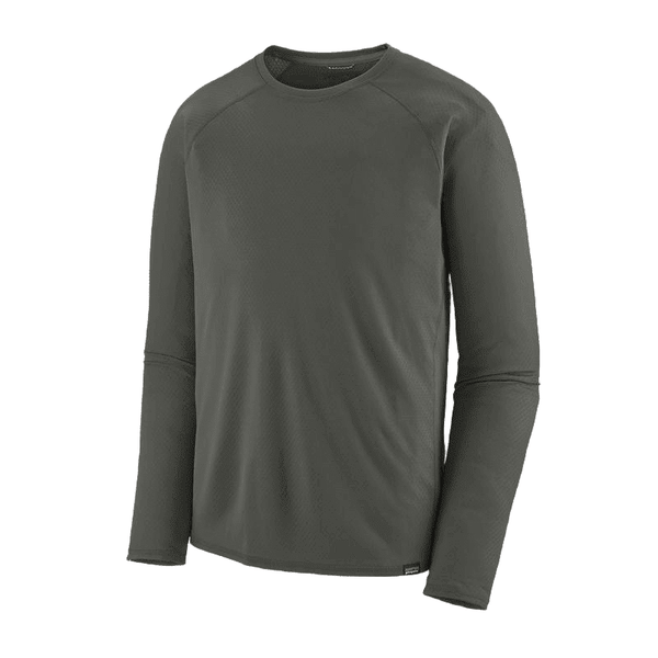 Patagonia Capilene Midweight Crew Men Forge Grey