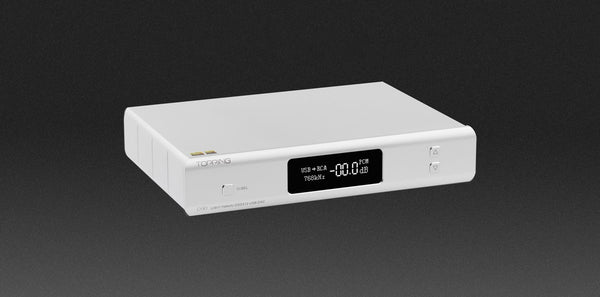TOPPING D90 DAC Now Available on Apos Audio