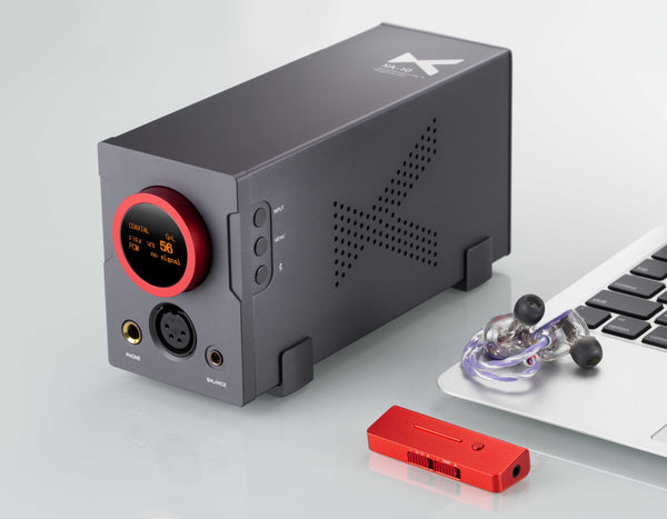 xDuoo XA-10 DAC/Amp Now Available on Apos Audio