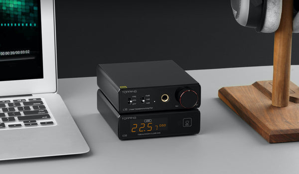 TOPPING L30 Headphone Amp Coming Soon on Apos Audio