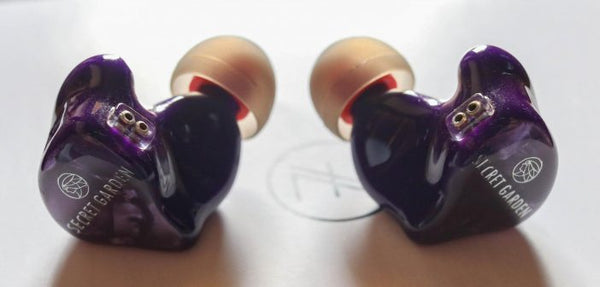 The Fragrant Zither Secret Garden 3 IEMs
