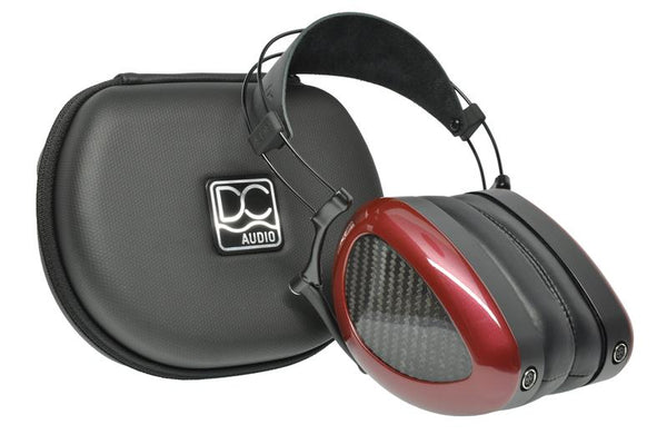 Dan Clark Audio AEON Flux 2 Closed Headphone and Case