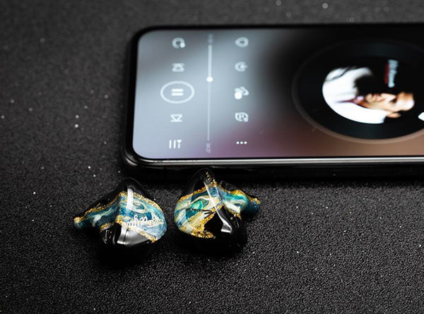 Kinera Freya In-Ear Monitor (IEM) Earphones