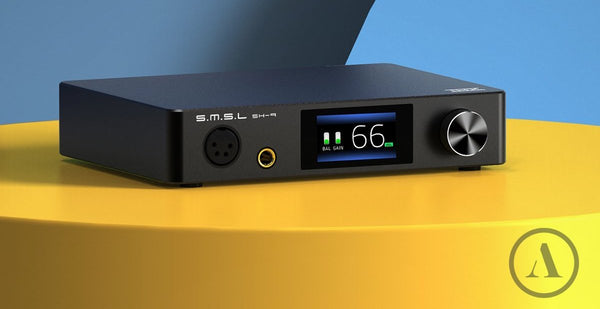 Apos Audio SMSL SH-9 THX AAA-888 Balanced Headphone Amp Giveaway