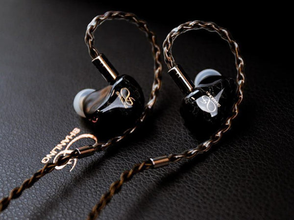 Shanling ME700 IEMs & Shanling M8 DAP Now Available on Apos Audio