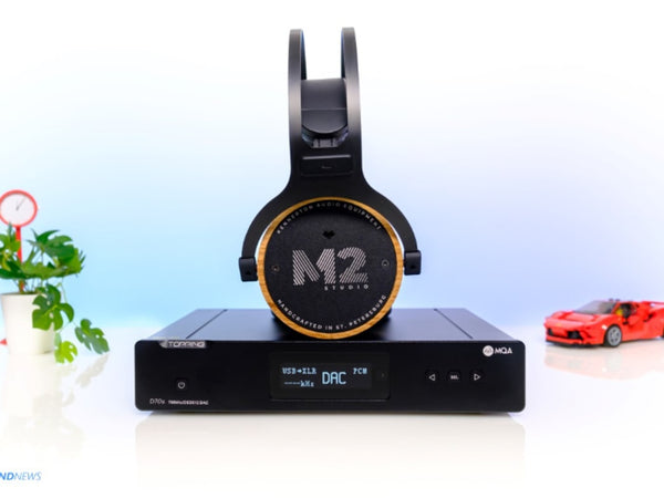 Topping D70S MQA DAC Review - Raising the Bar
