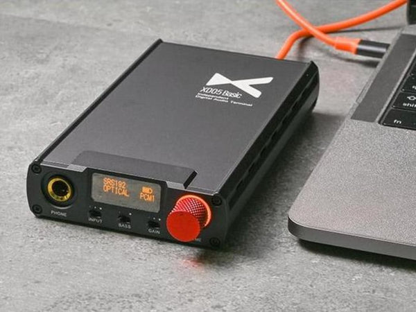xDuoo XD-05 Basic DAC/Amp Now Available on Apos Audio