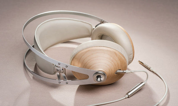 Meze Audio 99 Classics Closed-Back Headphones in Maple Silver