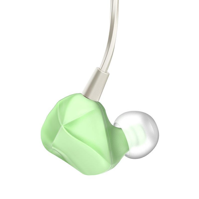 Apos Audio AuGlamour | 徕声 Earphone / In-Ear Monitor (IEM) AuGlamour F100C In-Ear Monitor (IEM) Earphones Dark Green